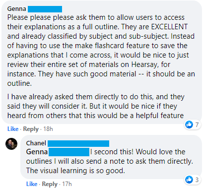 """""""Their explanations . . . are EXCELLENT and already classified by subject and sub-subject.""""  """"The visual learning is so good."""""""